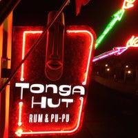 Photo taken at Tonga Hut by Jeff E. on 2/9/2014