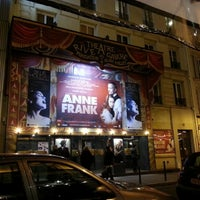 Photo taken at Théâtre Rive Gauche by Nugzarius on 11/20/2012