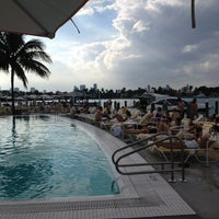 Photo taken at The Standard, Miami Beach by Stephanie A. on 1/20/2013
