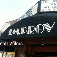 Photo taken at The Hollywood Improv by Gordon RealTVfilms V. on 4/25/2013