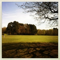 Photo taken at Calderstones Park by Андрей Н. on 5/2/2013