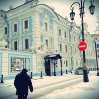 Das Foto wurde bei Усадьба Рукавишниковых von Наташа Ш. am 3/31/2013 aufgenommen