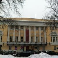 Das Foto wurde bei The State Museum of Oriental Art von Ekaterina G. am 12/4/2012 aufgenommen