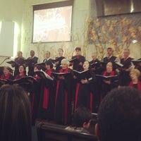 Photo taken at Primeira Igreja Batista by Magnos C. on 8/3/2013