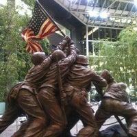 Photo taken at Sony Public Plaza by Paul B. on 2/26/2013
