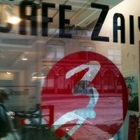 Photo taken at Cafe Zaiya by Paul B. on 3/21/2013