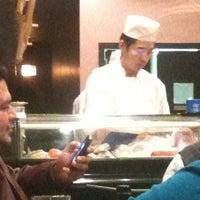 Photo taken at Sushi Para M by Aaron T. on 11/17/2012