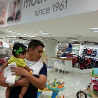 Photo taken at Mothercare Philippines by Jenny T. on 5/10/2014