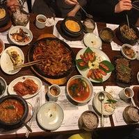 Photo taken at 토담골 by Philip 해정 P. on 5/5/2016