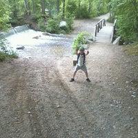 Photo taken at Borderlands State Park Disc Golf by *SpArK* on 6/10/2013