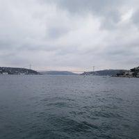 Photo taken at İstinye İskelesi by Bekir P. on 11/16/2017