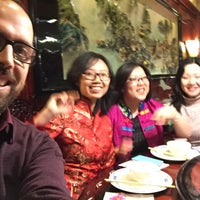 Photo taken at China-Restaurant C. Q. Flavor / Bejing Garden by Harald A. on 2/19/2015