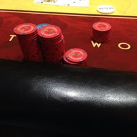 Photo taken at WinStar Poker Room by Frank E. on 10/14/2013