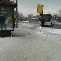 Снимок сделан в Автостанция «Партизанская» пользователем Galina S. 1/4/2013