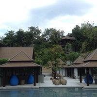 Photo taken at Pullman Phuket Arcadia Pool by 美久 on 11/10/2013