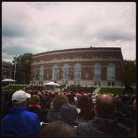 Photo taken at Wesleyan University by Jiho S. on 5/26/2013