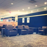 Photo taken at American Airlines Admirals Club by Jiho S. on 6/25/2013