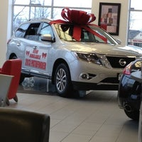 ... Photo Taken At Germain Nissan By Jessica S. On 12/11/2012 ...