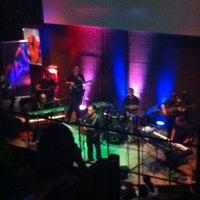 Photo taken at Jazz Café by Carlos Esteban F. on 9/19/2012