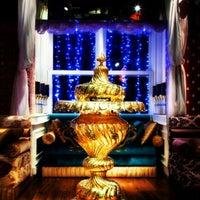 3/27/2013 tarihinde İkBALziyaretçi tarafından Al Fakheer Shisha Lounge'de çekilen fotoğraf