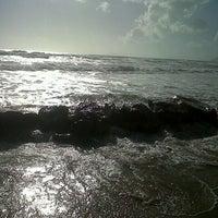 Foto scattata a Spiaggia di Sperlonga da Maria Fernanda V. il 3/31/2013
