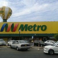 Photo taken at Metro by Julio N. on 3/10/2013