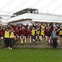 Photo taken at A.S. Roma - Centro Sportivo Fulvio Bernardini by As Roma on 3/13/2013