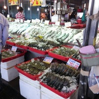 Photo taken at Talaythai Market by teball on 12/3/2013