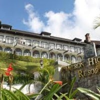 Photo taken at Cameron Highlands Resort by ebi h. on 11/30/2012