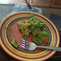 Photo taken at Eating An Avocado by Charlotte L. on 6/27/2013