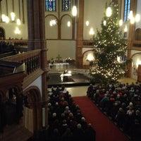 12/26/2013 tarihinde Dirk T.ziyaretçi tarafından Gethsemanekirche   Gethsemane Church'de çekilen fotoğraf