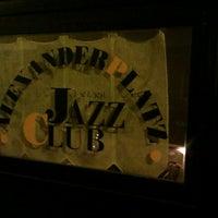 Foto scattata a Alexanderplatz Jazz Club da Dirk T. il 9/20/2012