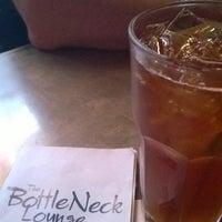 Photo taken at The BottleNeck Lounge by lish m. on 8/17/2014