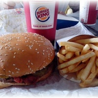Photo taken at Burger King by Tri S. on 4/13/2013