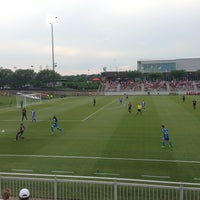 Photo taken at Maryland SoccerPlex by Anil S. on 6/12/2013