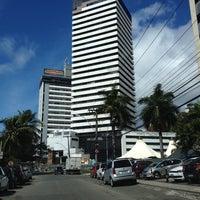 Photo taken at Fernandez Plaza by Geonildo M. on 11/26/2013