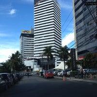 Photo taken at Fernandez Plaza by Geonildo M. on 1/27/2014