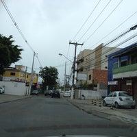 Photo taken at Avenida Luíz Tarquinio by Geonildo M. on 1/28/2014