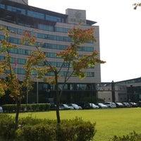Photo taken at 계룡스파텔 by Kyungryul C. on 9/27/2014