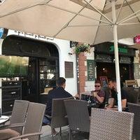 Photo taken at Crem caffé by Peter I. on 6/23/2018