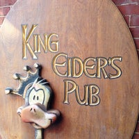 Photo taken at King Eider's Pub and Restaurant by Cliff K. on 6/15/2013