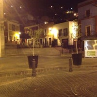 Photo taken at Plazuela de los Ángeles by Arbol R. on 11/28/2012