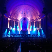 Photo taken at Église Notre-Dame by Julien S. on 12/6/2012