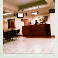 Photo taken at Notaria Juan Luis Saiz Del Campo by Mauricio B. on 11/3/2012