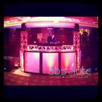 Photo taken at Absolute events by Chris A. on 9/19/2012
