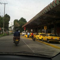 Photo taken at Terminal de transportes by Carlos C. on 10/29/2012