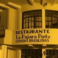 Photo taken at Pajara Pinta Espadas Brasileñas by Fausto T. on 9/2/2014