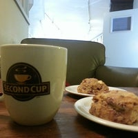 Photo taken at Second Cup by Tim K. on 9/14/2013