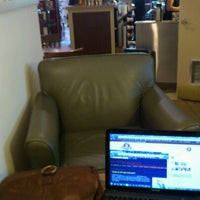 Photo taken at Second Cup by Tim K. on 9/29/2012