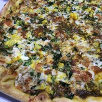Photo taken at Zante Pizza and Indian Cuisine by Melissa d. on 1/18/2015